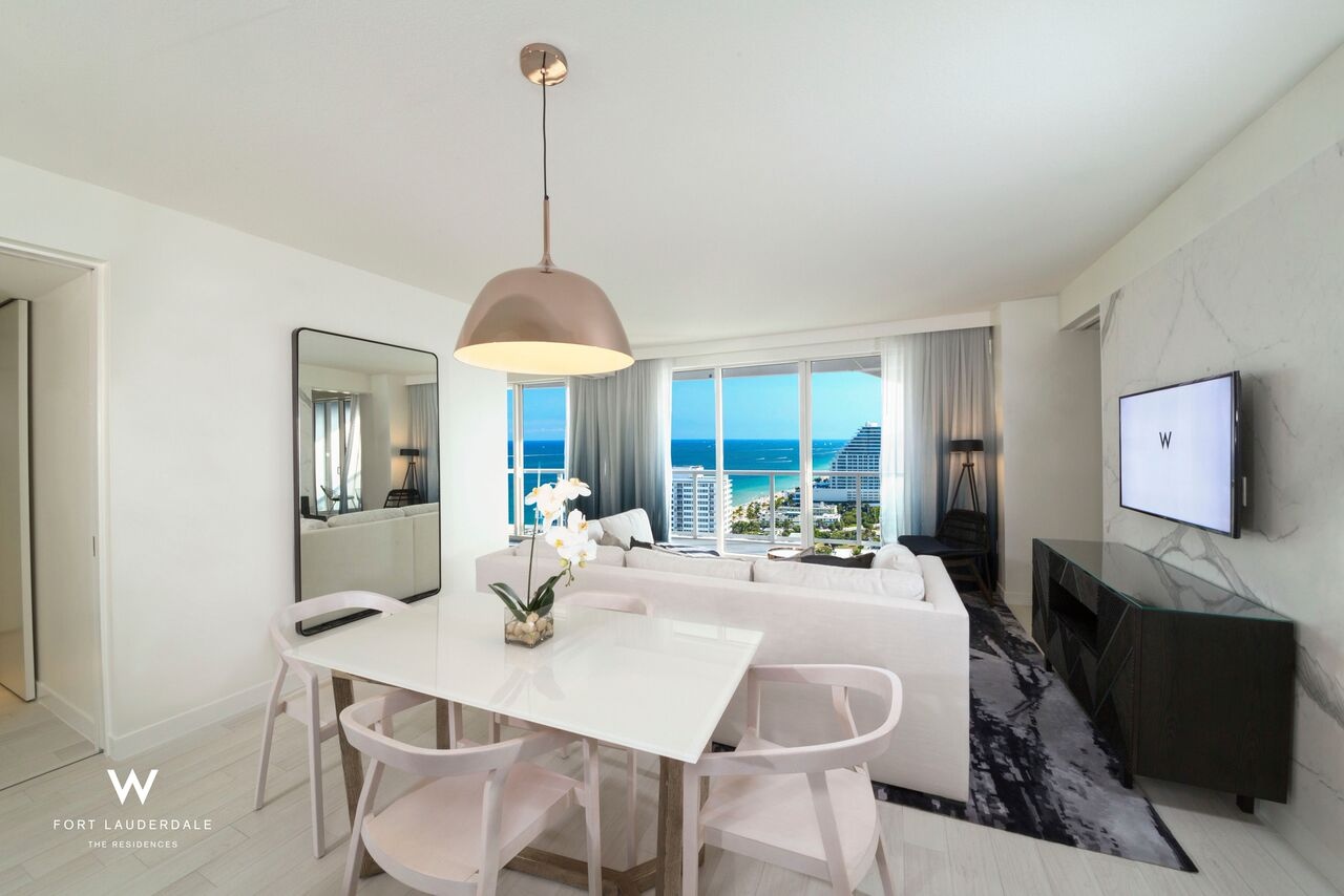 The Residences at W Fort Lauderdale – Gina Villanell Realtor